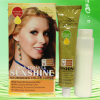 Blonde Sunshine Hair Color Cream Golden