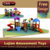 CE Colorful Style Plastic Children Outdoor Amusement Equipment (X1281-7)
