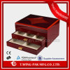 Custom-Made Luxury Gloss Piano Wooden Storage Jewelry Box
