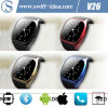 4 Colors Fashion Waterproof Smart Womens Sport Watches with Pedometer (V26)