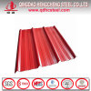Trapezoidal Color Prepainted PPGI Steel Roofing Sheet