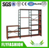 Cheap High Quality Metal&Wood Library Bookshelf (ST-36)