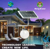 Patented Design Energy Saving Solar Wall Light with Waterproof