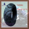 Super Quality, Tubeless, Long Life ISO Nylon 6pr Motorcycle Tire with Size: 130/70-12tl