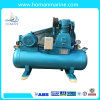 Marine Low Pressure 10bar Boat Pistion Air Compressor