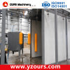 Electrostatic Powder Coating Line with Fast Color Change System