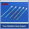 Knitted Microfiber Cleanroom Polyester Swab For Cleaning Surfaces And Hard-to-reach Areas