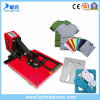 Heat Press Transfer Machine for T Shirt Logo