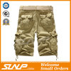 100% Cotton Cargo Shorts for Men