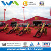 Water Proof Width 15m Clear Span Design Exhibition Tent