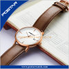 Delicate Simple Version Water Resistant Serial Number Limted Quartz Watch
