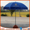 Professional Solid Parasol Sun Umbrella Outdoor