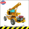 Mini Hydraulic Crawler Pile Driver for Solar Panels Installation