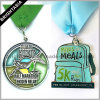 High Quality Zinc Alloy Metal Badge for Competition Awards (BYH-101196)