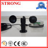 Three-Wind-Cup Wind Speed Sensor Anemometer