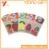 Hot Sale Custom Fruit Shape Paper Air Freshener/Car Air Freshener with Paper Card (YB-ds-02)