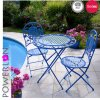 European-Style Antique 3PCS Garden Bistro Set