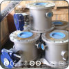 Large Diameter Jacketed Ball Valve