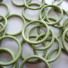 Rubber O Ring in Silicone Material