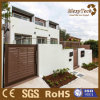 Latest Design Recyclable WPC Composite Material Fencing Gate