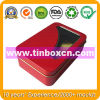 Rectangular Tin Box with Clear Window for Food Tin Container