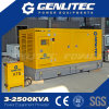 Soundproof 200kVA Volvo Diesel Generator with ATS