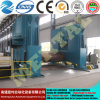 Spot! Mclw11stnc -120X3000 on a Fully Hydraulic Large CNC Roller Universal Bending Machine