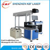 CO2 Glass Tube Laser Marking Engraver Machine for Acrylic Ring