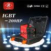 MMA Welding Machine with Plastic Case (IGBT-200HP)