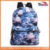 Fashion Trend Allover Printed Name Brand Backpacks