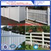 PVC White Plastic Picket Fence Good Price