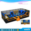2016 New Design Multi-Function Trampoline Park by Vasia for Kids