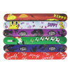 Custom Funny Colourful Silicone Slap Ruler Bracelet Wristband
