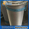 Steel Dutch Weave Wire Mesh Spiral Conveyor Hardening Furnace Belt