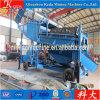 Customized Blue Gold Mining Drum Sieve