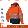 Industrial High Visibility Safety Reflective Uniform Jacket