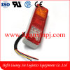 Forklift Truck Spare Parts 3 Colors LED Tail Light 12-24V