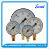 Dry Black Steel General Pressure Gauge