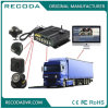 128GB Ahd Hybrid Four - in - One 4CH Vehicle Mobile DVR for School Bus 720p Resolution