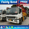 Low Price Used 37m Putzmeister Concrete Pump Truck for Sale