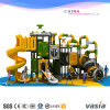 Modern Playground Manufacturers Kids Plastic Outdoor Playgound