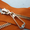 Manufacturer Plastic Slider Metal Zipper for Wholesale #5 Zipper