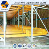 Heavy Duty Steel Push-Back Pallet Rack with Ce Certificated