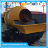 Used Concrete Mixer Truck Pump with Diesel Engine
