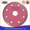 100mm Hot Pressed Super Thin Turbo Diamond Ceramic and Tile Cutting Blade