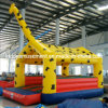 Inflatable Graffe Bouncer for Party