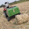 Ce Small Automatic Compressed Straw Pto Round Baler for 25HP Tractor