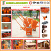 Qr2-40 Manual Interlocking-Brick-Making-Machine