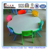 2015 Cheap Tables and Chair for Kindergarten, Nursery School Kids Table and Plastic Chairs for Sale