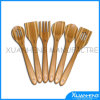 Flatware Wooden Bamboo Spoon and Forks Utensiles Catering Supplier